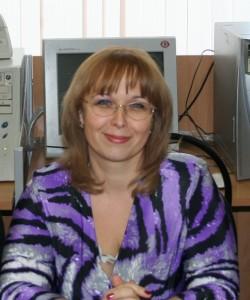 Максимова Ирина Романовна Заведующая сектором отдела развития и координации информационно-библиотечной деятельности